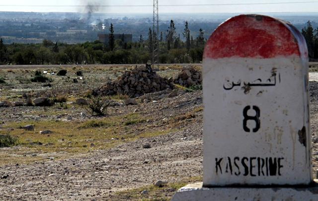 القصرين : اصابة عسكري بجبل سمامة في مواجهات مع مجموعة مسلحة